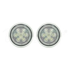 MINI LED Rally Lights (Chrome)