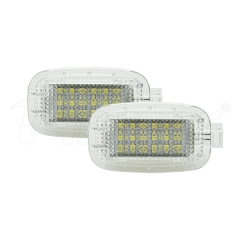 Benz W204 LED Courtesy Lamp