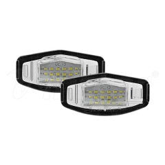 Honda LED License Plate Lamp
