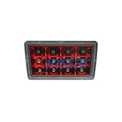 Subaru F1 Style LED Third Brake Lamp (Red)