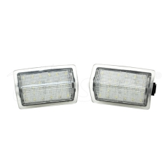 Benz LED Courtesy Lamp