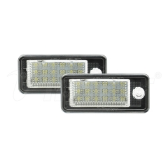 Audi Q7 LED License Plate Lamp (Canbus)