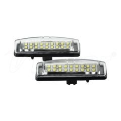Mitsubishi LED License Plate Lamp