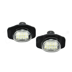 Toyota Alphard LED License Plate Lamp