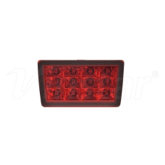 Subaru F1 Style LED Third Brake Lamp (Red Lens)