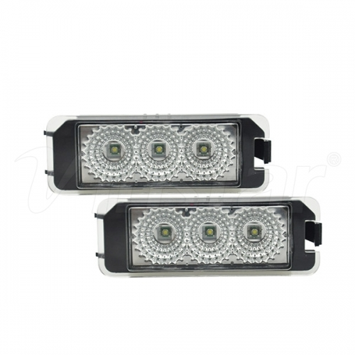 High Power VW Golf 6 Canbus LED License Plate Lamp
