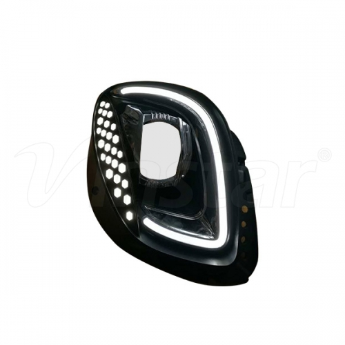 Smart LED Headlight