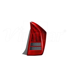 Toyota LED Taillight(Red+Smoke)