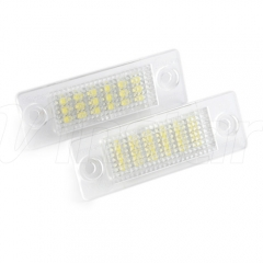 Skoda LED Llicense Plate Lamp (Canbus)