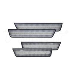 Dodge LED Side Marker(Clear)