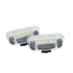 Skoda LED Under Door Lamp(White)