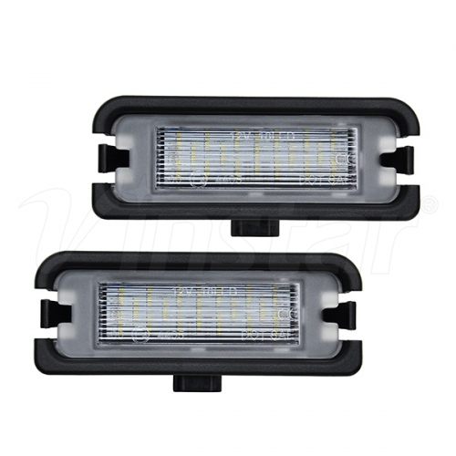 Ford LED License Plate Lamp