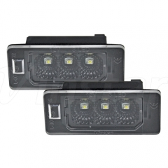 High Power BW E39 LED License Lamp